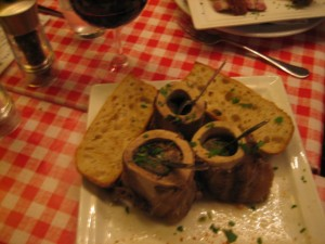 Bone marrow to die for!